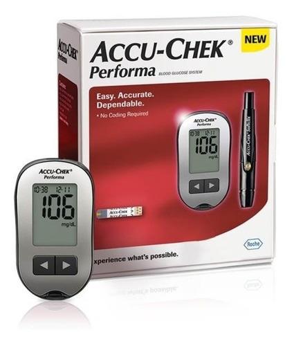 Medidor De Glucosa Accu Chek Performa