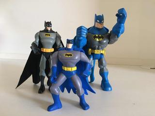 Lote Muñecos Batman