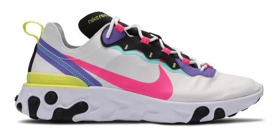 Zapatillas Nike React Element 55 Running Hombre