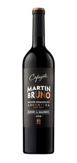 Vino Malbec Cafayate Martín Bruno Blend De Malbecs 750ml