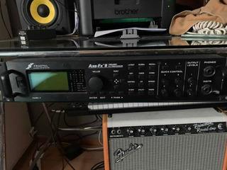 Fractal Audio Axe Fx Ii Mark Ii Fender Marshall Vox