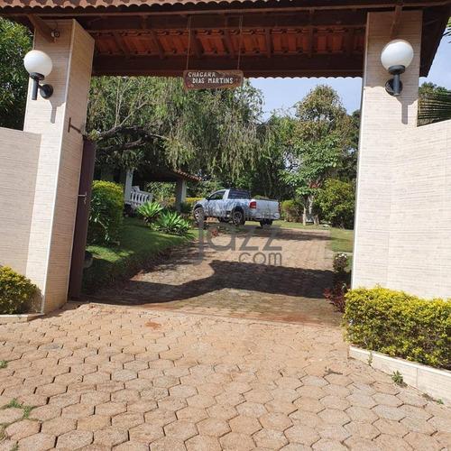Chácara Com 1 Dormitório À Venda, 12000 M² Por R$ 980.000,00 - Do Arraial - Tuiuti/sp - Ch0281