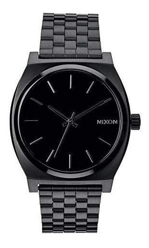 Reloj Nixon Time Teller Negro