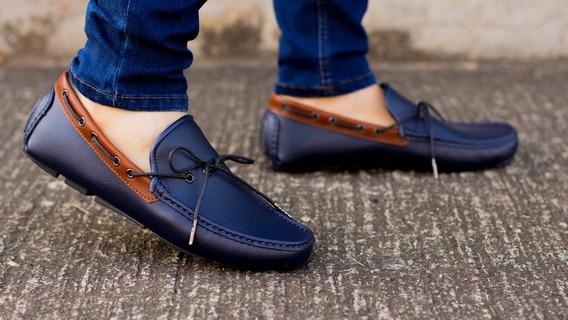 Zapatos Mocasin Casual Caballero Envío Gratis
