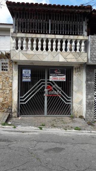 Sobrado Com 2 Dormitórios À Venda, 85 M² Por R$ 370.000 - Jardim Penha - São Paulo/sp - So3048