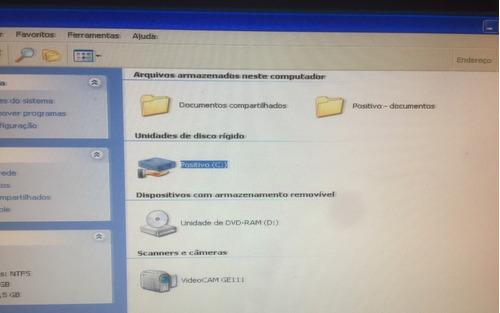 2 Minis, Desktop Itautec Transglob Free, Item Colecionador.