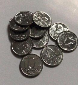 10 Centavos 1990 Fc 10 Unidades