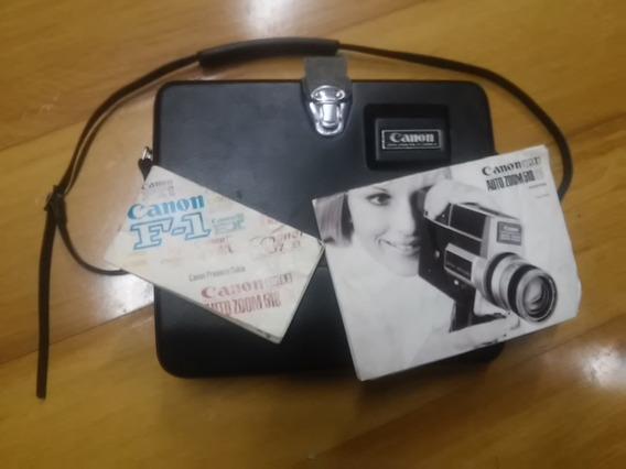 Filmadora Canon 518 Sv - Case E Manual