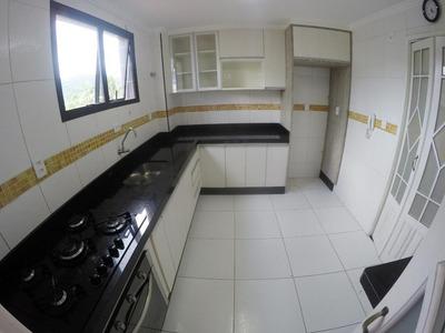Apartamento Próximo Da Praia Com 2 Dormitórios Sendo 1 Suíte Para Alugar, 74 M² Por R$ 1.800/mês - Canto Do Forte - Praia Grande/sp - Ap2730