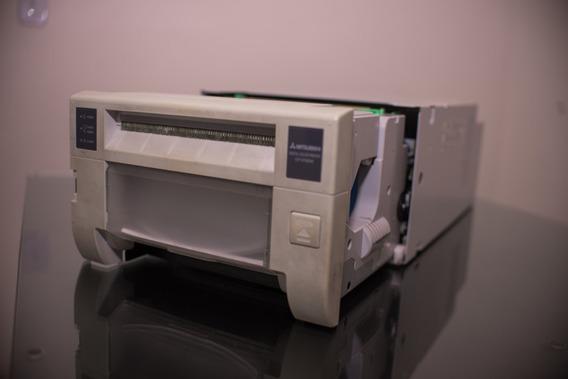 Impressora Fotografica Térmica Mitsubishi Cp-d70dw +3 Ribbon