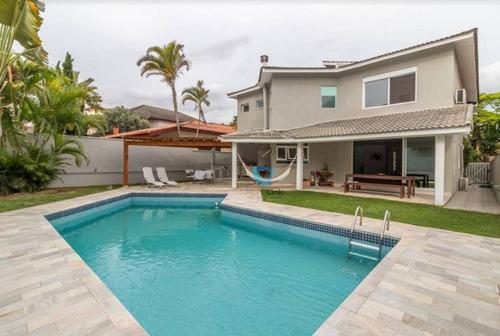 Imagem 1 de 30 de Casa Com 5 Dormitórios À Venda, 421 M² Por R$ 2.700.000,00 - Alphaville - Santana De Parnaíba/sp - Ca1583