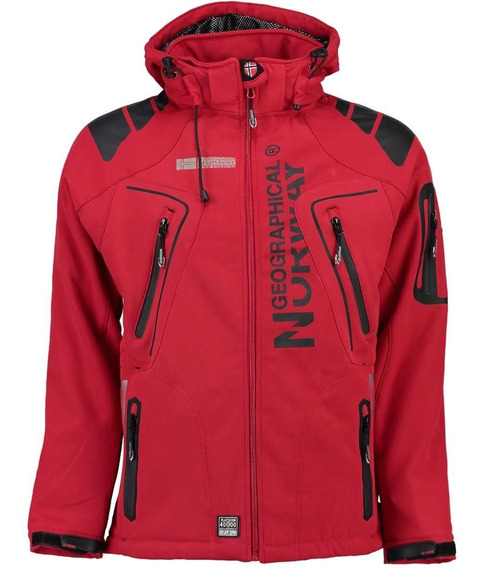 Geographical Norway Tambour Softshell Hombres
