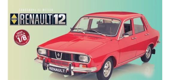 Colección Renault 12 Para Armar