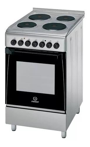 Cocina Eléctrica Indesit Kn3e51 Ix 50cm No Whirpool, Ariston