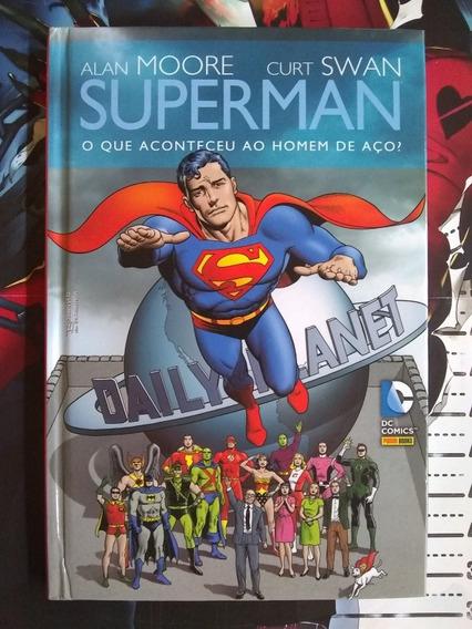 Superman O Que Aconteceu Ao Homem De Aço