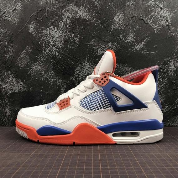 Jordan Retro 4 Royale Orange A Pedido Hombre Nike Air 3 5 7