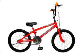 Bicicleta Rodado 20 Para Niño Tipo Bmx Reforzadas R20