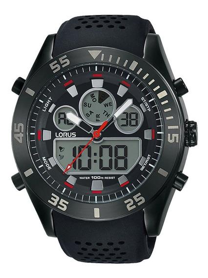 Reloj Lorus Sports R2335lx9 Caballero