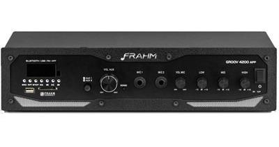 Frahm - Amplificador Linha Groov Bt/usb/sd/fm Gr4200 App