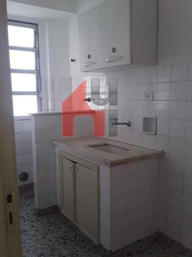 Apartamento Para Alugar, 34 M² Por R$ 1.500,00/mês - Vila Buarque - São Paulo/sp - Ap1414