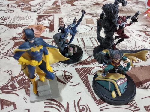 Lote Batman Dc Universe Gashapon