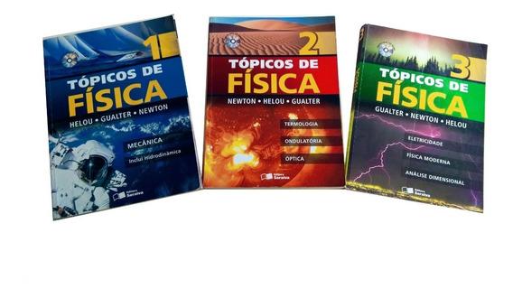 Coleção Tópicos De Física Completa (2007)