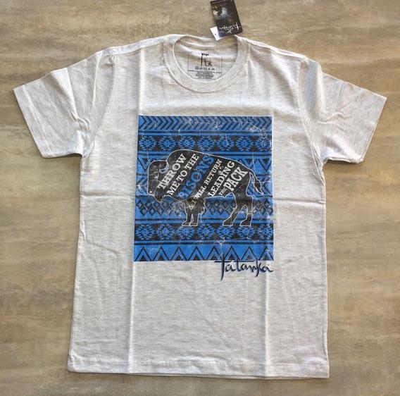 Camiseta Tatanka Masc Tamanho Pp