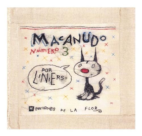 Macanudo 3 Liniers Ediciones De La Flor
