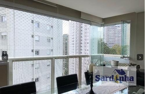 Imagem 1 de 15 de Apartamento À Venda - Vila Andrade - Sp - 3802