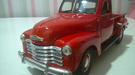 Miniatura 1/24 Saico Pickup 1953 Chevrolet 3100