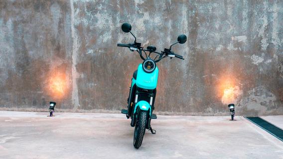 Scooter Eléctrico Nuuv U Pro - No Bici Eléctrica