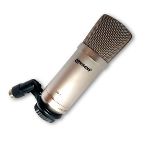 Microfone Condensador Profissional Lexsen Lm-1 | Nfe | Gar