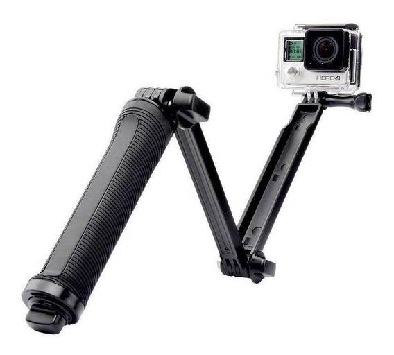 Bastão Tripé Articulável Flexível Selfie Xiaomi Gopro Hero