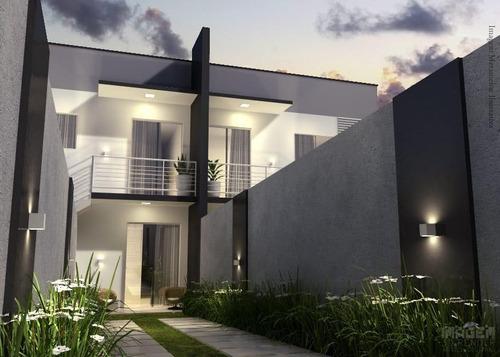 Casa Geminada 2 Quartos Bairro Vale Das Orquídeas - 3843