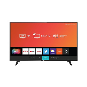 Smart Tv Led Aoc 32 Polegadas Wi-fi Entrada Hdmi Usb