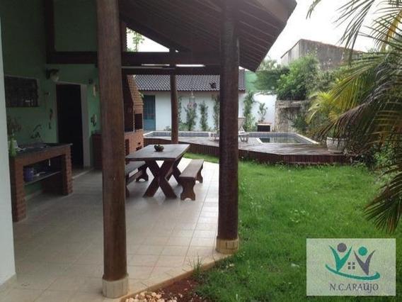 Casa Para Venda Em Mogi Das Cruzes, Vila Suíssa - Ca0280