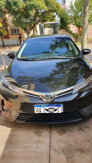 Toyota Corolla 2017 Seg Cvt