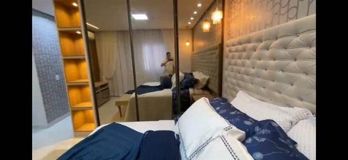 Casa 4 Dormitórios Com Suite, 1 Closet 4 Vagas - Alto Padrão - Balneário Fórida - Praia Grande - Wil98