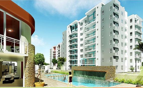 Torres De Apartamentos En Ciudad Modelo