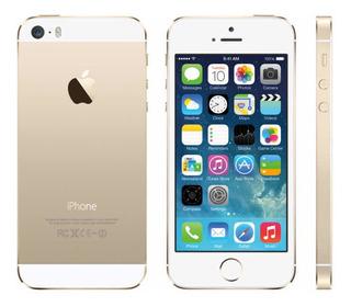 Celular Smartphone iPhone 5s Dourado (ouro) 16 Gb
