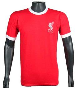 8b3ba52be8 Camisa Liverpool Vermelha - Calçados, Roupas e Bolsas com o Melhores ...