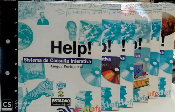 Help! Sistema De Consulta Interativa- C/ 6 Matérias 2201