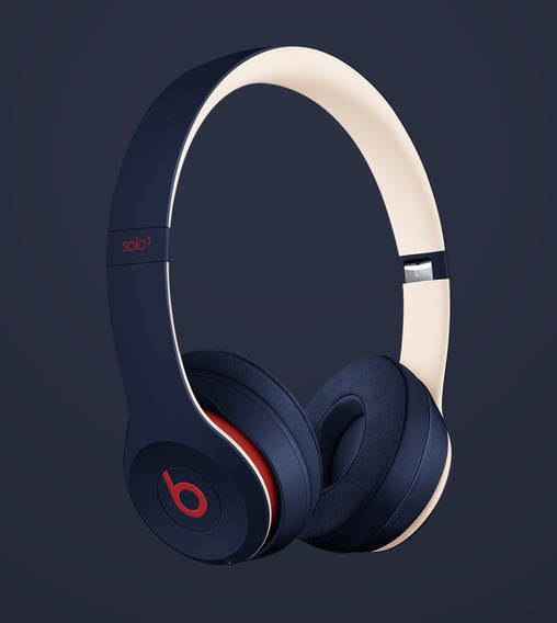 Fone Beats Solo3 Wireless Club Collection - Ultimo Modelo