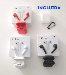 Audifonos AirPods I12 Pro Touch Gama Alta, Bluetooth 5.0