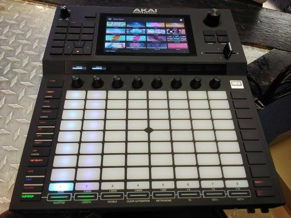 Akai Force Pro Standalone Mixer Ableton Uso Em Estúdio/ Dj