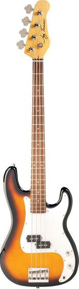 Bajo Precision Bass Jay Turser - 4 Cuerdas Sunburst