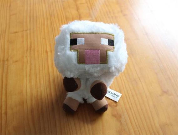 Ovelha Minecraft Pelúcia
