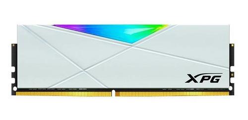 Imagem 1 de 1 de Memória Ram 8gb Rgb Ddr4 3200mhz Adata Xpg Spectrix D50 Br
