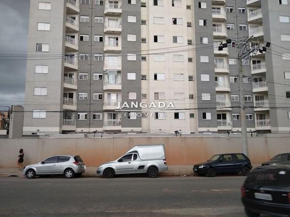 Apartamento Cm 02 Dormitórios E 02 Vagas De Garagem No Pq Viana - 11592