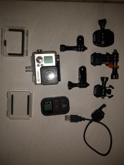 Câmera+tela, Controle Remoto C/ Carregador + Acessórios.